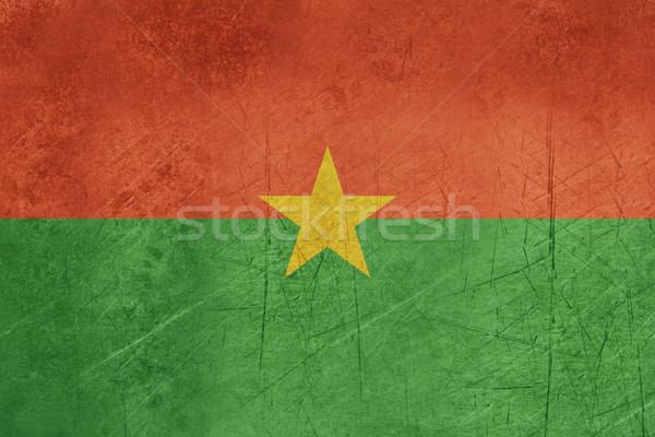 Grunge Burkina Faso Stock photo © speedfighter