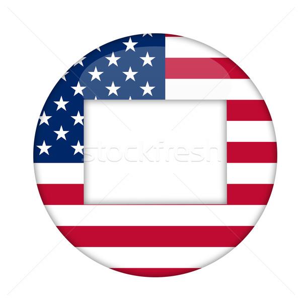 Colorado Ameryki odznakę odizolowany biały działalności Zdjęcia stock © speedfighter