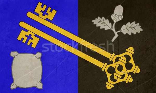 Surrey County Flag in England Stock photo © speedfighter