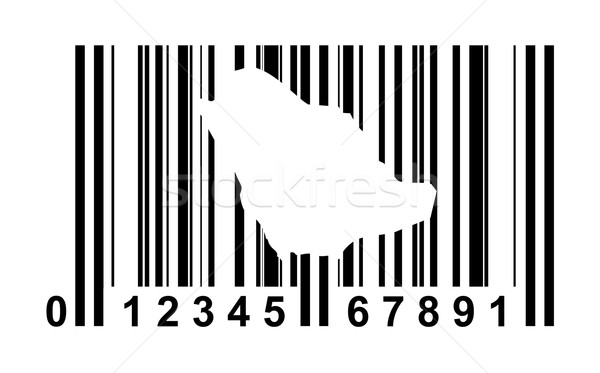 Saudi Arabia Bar code Stock photo © speedfighter