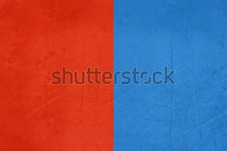 Гранж флаг регион Италия Сток-фото © speedfighter
