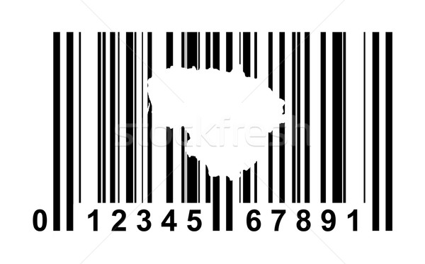 Lithuania bar code Stock photo © speedfighter
