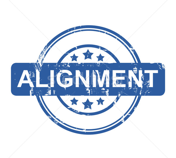 Alignment Stock photo © speedfighter