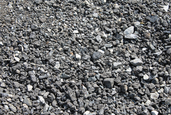 Pile of coal background Stock photo © speedfighter