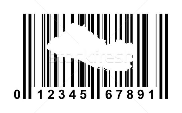 Honduras bar code Stock photo © speedfighter