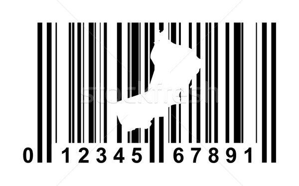 Oman Bar code Stock photo © speedfighter