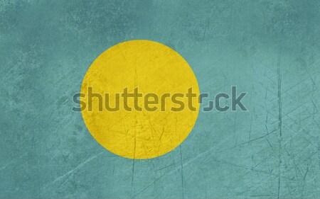 グランジ パラオ フラグ 国 公式 色 ストックフォト © speedfighter