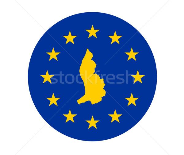 Liechtenstein European flag Stock photo © speedfighter