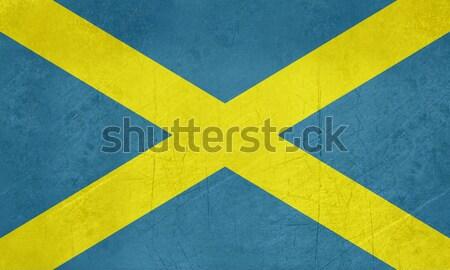 флаг святой крест официальный Англии фон Сток-фото © speedfighter