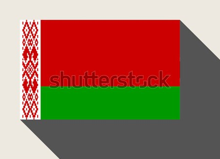 Belarus flag Stock photo © speedfighter