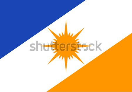 State flag of Tocantinas in Brazil Stock photo © speedfighter