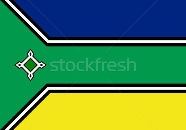 флаг Бразилия путешествия Сток-фото © speedfighter