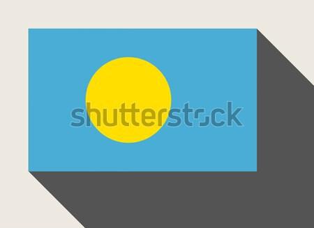 パラオ フラグ Webデザイン スタイル ボタン ストックフォト © speedfighter