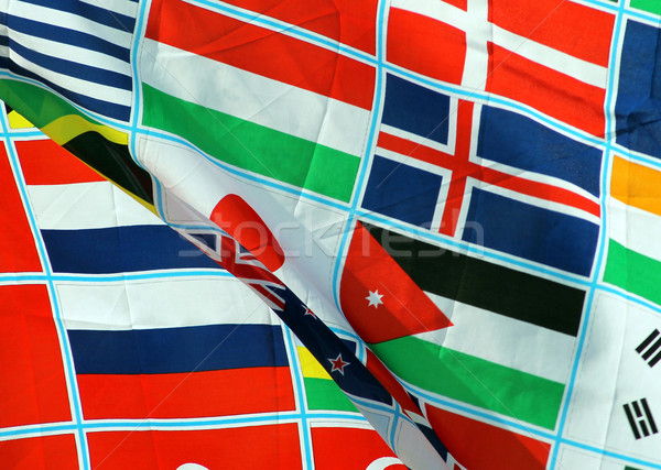 World flags Stock photo © speedfighter