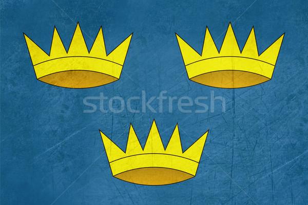 Province of Munster flag Stock photo © speedfighter