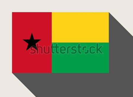 Guinea Bissau flag Stock photo © speedfighter