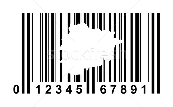 Andorra bar code Stock photo © speedfighter