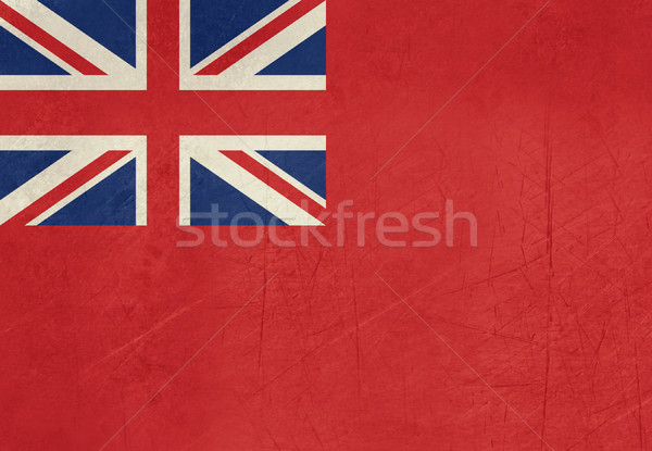 Гранж британский фон флаг баннер Союза Сток-фото © speedfighter