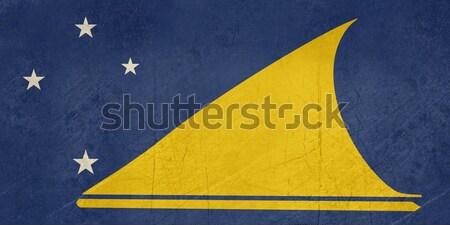Grunge Tokelau Flag Stock photo © speedfighter