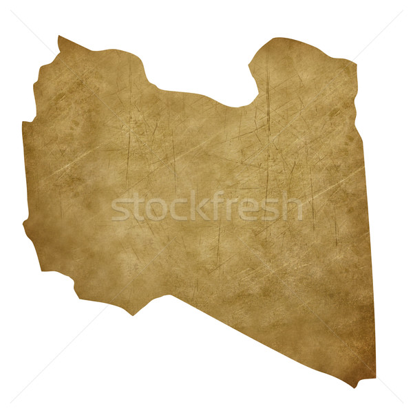 Ливия Гранж Карта сокровищ карта сокровище стиль Сток-фото © speedfighter