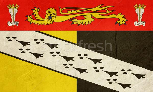 Norfolk County flag Stock photo © speedfighter