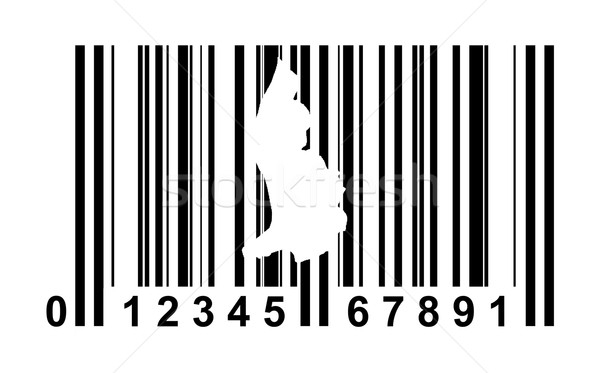 Liechtenstein bar code Stock photo © speedfighter