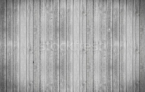Wood background in grey color Stock photo © Sportactive