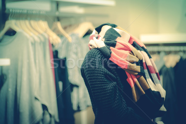 Fashion store Stock photo © Sportactive