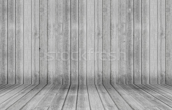 Wood background with floor planks Stock photo © Sportactive