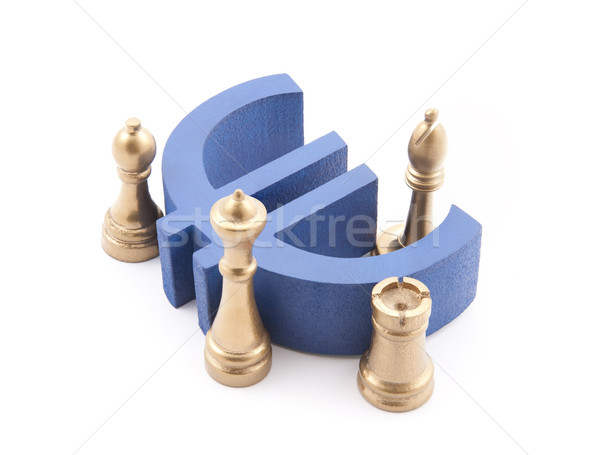 Financial strategy Stock photo © sqback
