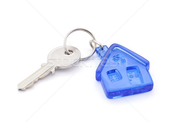 Casa chave edifício construção casa Foto stock © sqback