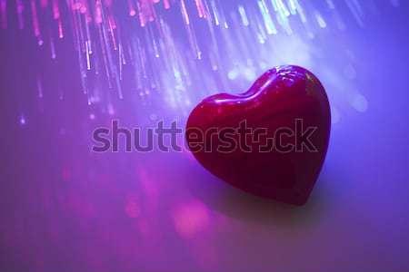 Online romance Stock photo © sqback