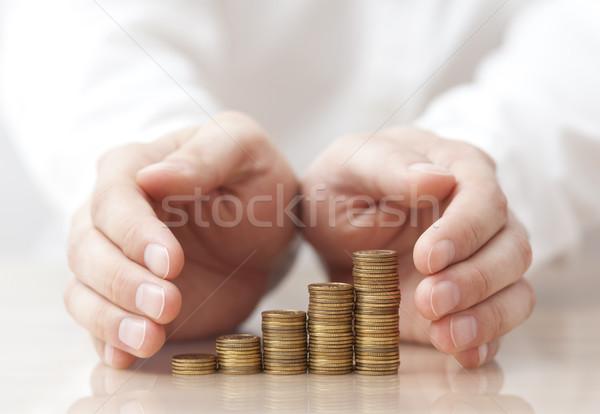 Protect your money Stock photo © sqback
