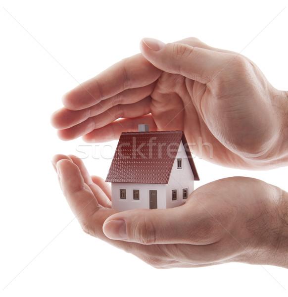 House insurance Stock photo © sqback