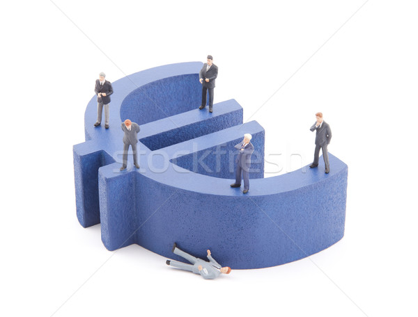 Stock photo: European economic crisis