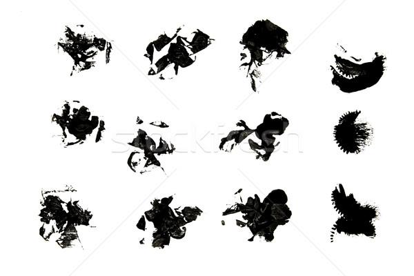ink splat Stock photo © sqback