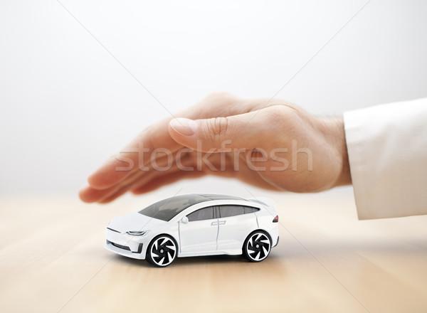Car insurance  Stock photo © sqback