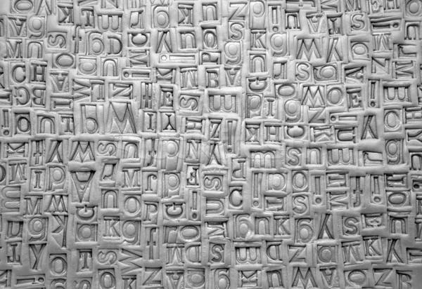 Letterpress background  Stock photo © sqback