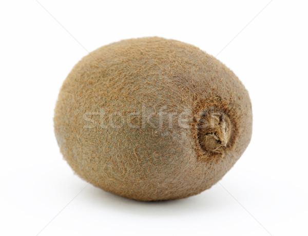Kiwi frutas aislado blanco alimentos comer Foto stock © sqback