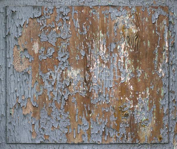 Capeado madera textura puerta fondo color Foto stock © sqback