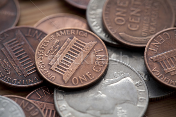 American coins Stock photo © sqback