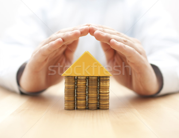 Property insurance concept  Stock photo © sqback