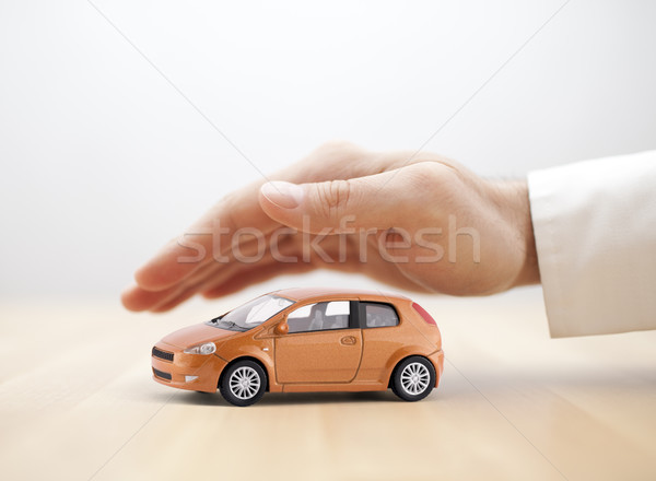 Car insurance  Stock photo © sqback