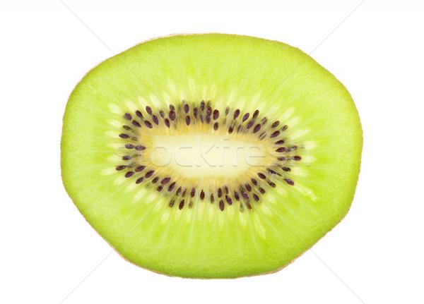 Kiwi frutas aislado blanco verde comer Foto stock © sqback