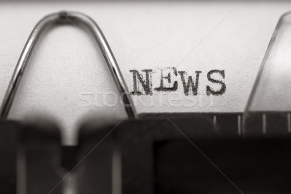 News Stock photo © sqback