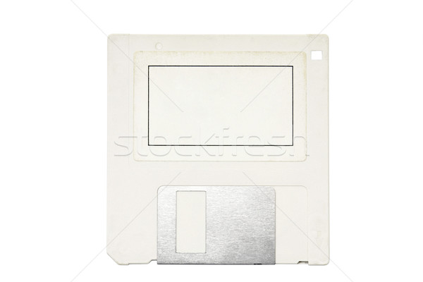 Old floppy disk Stock photo © sqback