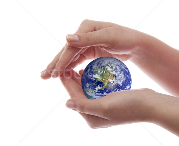Protect the Earth Stock photo © sqback