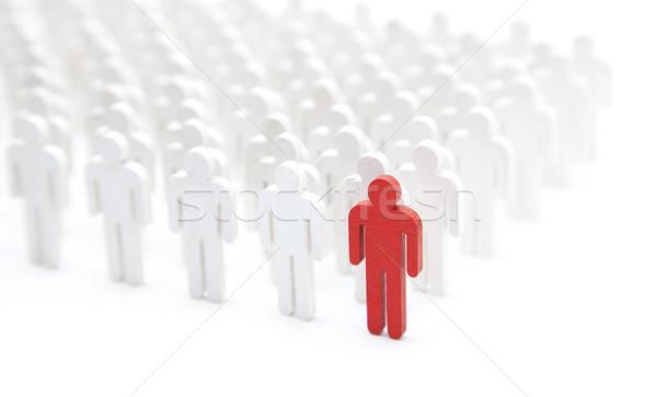 人 群衆 男 作業 グループ ストックフォト © sqback
