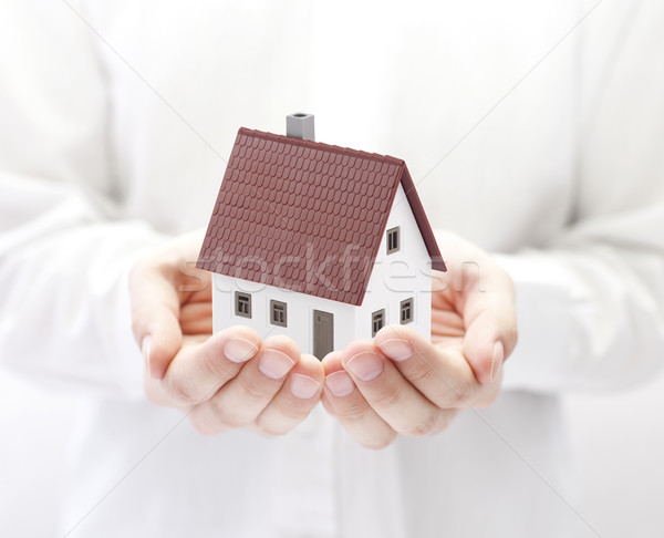 Your new house Stock photo © sqback
