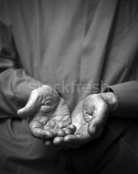 Poverty Stock photo © sqback